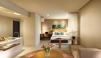 Kuala Lumpur Serviced Apartments Offer 287 Well Equipped Studios With 1 2 Bedroom